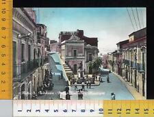 45248] CATANIA - MOTTA SANT'ANASTASIA - PIAZZA UMBERTO E MUNICIPIO _ 1976