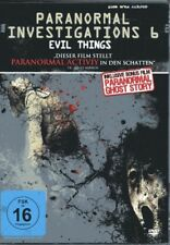 Paranormal Investigations 6 - Evil Things Movies used