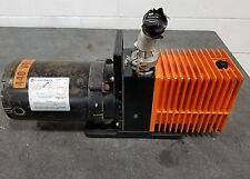 Alcatel M1012A Vacuum Pump 3/4 hp Franklin Electric #2403SR