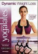 YOGALATES FITNESS DVD - YOGA STRETCH PILATES TONE EXERCISE ABS KEEP FIT WORKOUT