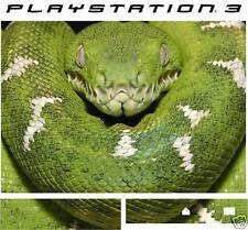 Playstation 3 Snake Vinilo Skin Adhesivo Ps3 Adhesivo