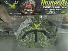 Hunter Dan Ameristep Pop-up Blind Green Camo. 026