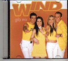 (CR206) Wind, Gib Mir - 2006 DJ CD