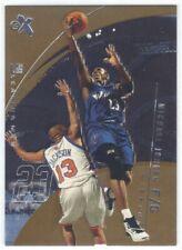 2001-02 FLEER EX MICHAEL JORDAN #98 MINT HOF CHICAGO BULLS WIZARDS UNIFORM