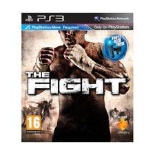 THE FIGHT SENZA REGOLE PS3 SONY PLAYSTATION 3 NUOVO ITALIANO MOVE 3D