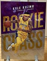 2017-18 Panini Prestige Basketball Rookie Class Mist  Kyle Kuzma #22 RC Lakers