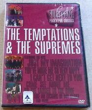 Ed Sullivan's THE TEMPTATIONS & THE SUPREMES
