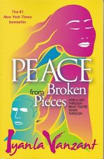 PEACE FROM BROKEN PIECES - Iyanla Vanzant - How to get through what you're going