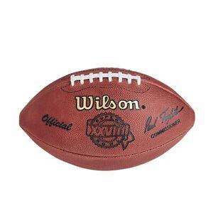 SUPER BOWL XXVIII 28 Authentic Wilson NFL Game Football - DALLAS COWBOYS
