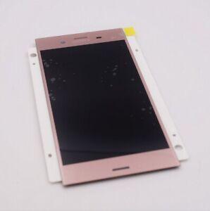 Original Sony xperia XZ1 G8341 G8342 LCD Display Screen Touchscreen Pink