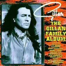 GILLAN - THE FAMILY ALBUM V/A CD