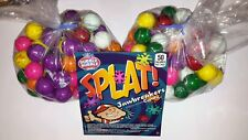 Splat Jawbreakers 4 Lb Bulk Vending Machine New Large Candies 4 Vending Machines