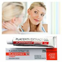 PLACENTREX GEL PLACENTA EXTRACT ANTI WRINKLE GEL EVEN SKIN COLOUR TREATMENT