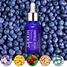 Blueberry Hyaluronic Repair Liquid Collagen Essence Desalt Imprint Care Witty