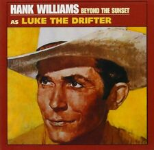 HANK WILLIAMS : BEYOND THE SUNSET  (CD) Sealed