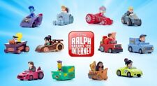 Disney Wreck It Ralph 2 Breaks The Internet 2018 McDonald Happy Meal Toy SET *12