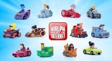 Disney Wreck It Ralph 2 Breaks The Internet 2018 McDonald Happy Meal Toy SET *12
