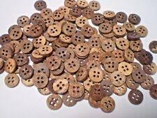 200 REAL COCOANUT BUTTONS SIZE 13mm