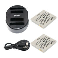 NB-4L NB4L battery For Canon IXUS80 100IS 110IS 220HS CB-2LVE SD200 TX1 charge