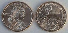 USA Native American Dollar Sacagawea 2017 D unz.