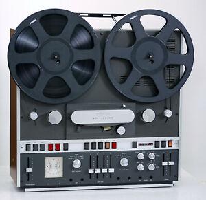 STUDER ReVoX A700 2-Spur Bandmaschine/Tonbandgerät! Serviced+1J.Garantie!! Top!