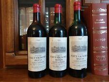 1961 Chateau Haut-Vignoble Seguin, Saint-Estephe, Marcel Borie, France- 3 Bottle