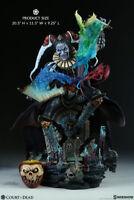 Malavestros Fool Hofnarr Court of the Dead 1/4 Premium Format Statue Sideshow