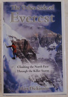 The Other Side of Everest Matt Dickinson 1st Edition Illustrated LN 67-1E