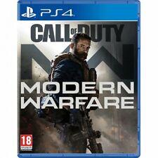 Call of Duty: Modern Warfare PS4 Uncut PS4 englisch NEU OVP