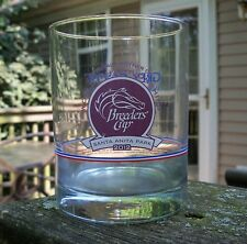 2012 Breeders Cup Rock Glass Grey Goose Vodka Santa Anita Park