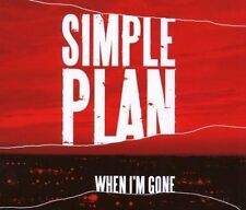 Simple Plan When I'm gone (2007) [Maxi-CD]