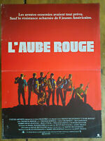 Plakat IM MORGENGRAUEN Rouge John Millius Patrick Swayze Lea Thompson 40x60cm