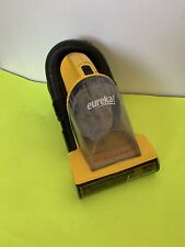 Eureka 71B EasyClean  Handheld Vacuum Cleaner (Used) Yellow With Attachments