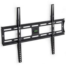 """SUPPORTO STAFFA PARETE MURO TV LCD TFT LED 32 - 63"""" 81-160 cm VESA max 600x400mm"""