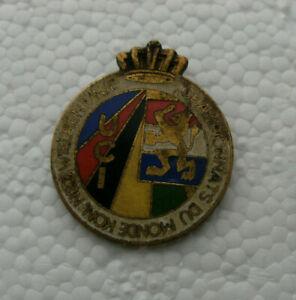 Cycling Badge 1960's UCI World Championships Netherlands