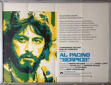 Cinema Poster: SERPICO 1973 (Quad) Al Pacino John Randolph Jack Kehoe