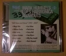 MARK HUMMEL's Blues Harmonica Blowouts (2CD neufs scellés / mint sealed)
