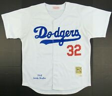 Mitchell & Ness Los Angeles Dodgers Sandy Koufax Jersey Size Men's 48