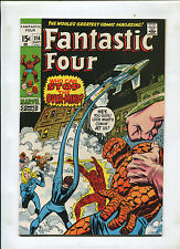 FANTASTIC FOUR #114 (7.5) WHO CAN STOP THE OVER-MIND?