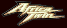 """HONDA AFRICA TWIN EMBROIDERED PATCH ~4-1/4"""" x 1-7/8"""" MOTORCYCLE XRV DUAL SPORT"""