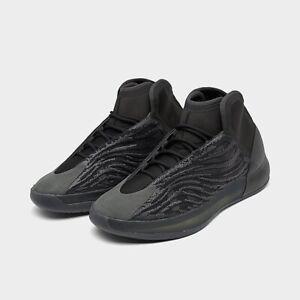 Adidas Yeezy QNTM Onyx (black) GX1317 • Men's 12.5 • In Hand • FAST SHIPPING