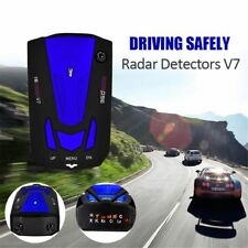 V7 360° Car 16 Band GPS Speed Safe Radar Detector Voice Alert Laser