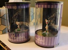Warner Bros. Pinky & The Brain Miniature Classic Collection figures