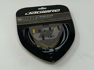 Jagwire Road Elite Link Brake Kit — Black, New