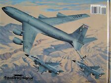 NEW SEALED Boeing KC-135 Stratotanker Walk Around by Katz HC Squadron Signal