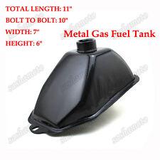 Metal Gas Fuel Tank For Chinese 50cc 70cc 90cc 110cc 125cc Kids Youth ATVs Quad
