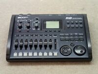 Zoom R8 Portable Recorder Sampler Rough Damage Not Working AS IS