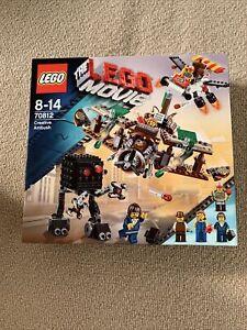 The LEGO Movie 70812 Creative Ambush Set - Brand New Sealed