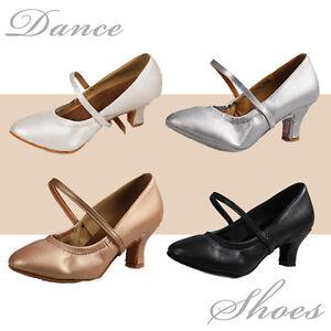High Quality ballroom latin dance shoes heeled Women modern tango salsa shoes
