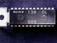 CX138 - Sony Integrated Circuit (DIP24 + Heatsink)